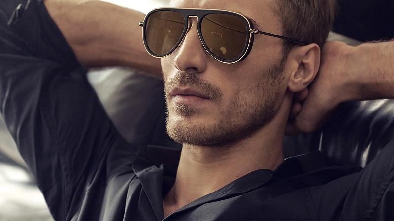 Как мужчине подобрать солнцезащитные очки