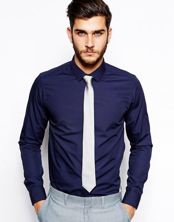 белая рубашка какой галстук фото форма стоматита