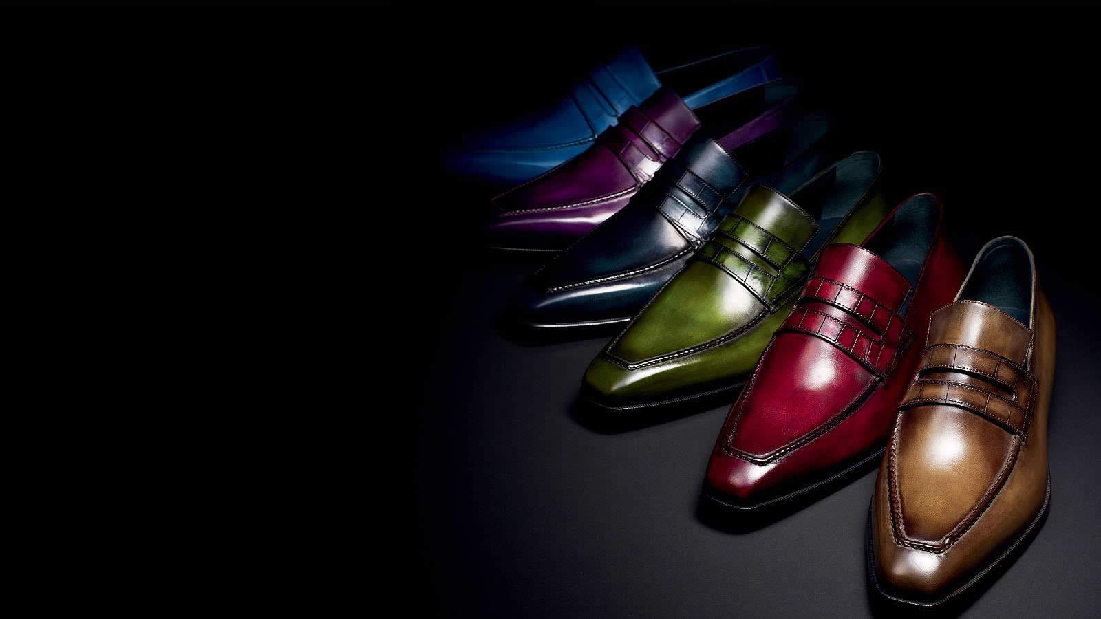 Модные мужские туфли 2021